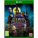 Семейка Аддамс: Переполох в особняке (Xbox)