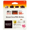 Memory Stick Sony Pro DUO High Speed ORIGINAL 16G