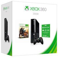 XBox 360E 250G (Slim)+Titanfall+3М Live