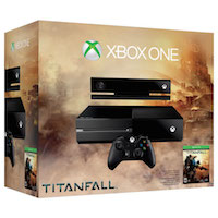 XBox One 500G+Kinect2+Titanfall