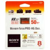 Memory Stick Sony Pro DUO High Speed ORIGINAL 8G