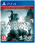 Assassin's Creed III Remastered (PS4)