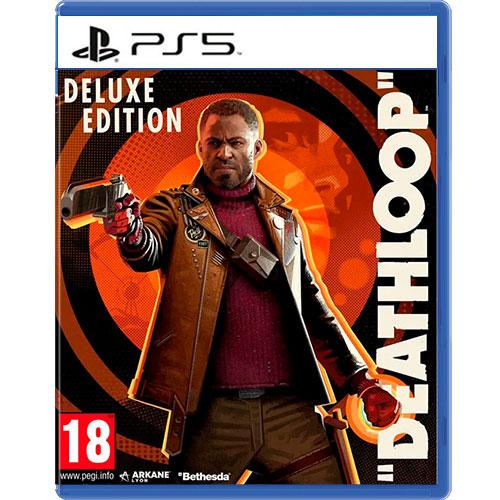 Deathloop Издание Deluxe (PS5)