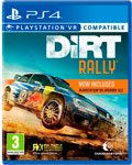 Dirt Rally (PS VR)