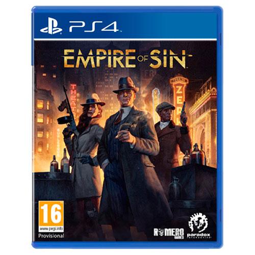 Empire of Sin Издание первого дня (PS4)