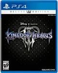 Kingdom Hearts III. Издание Delux (PS4)