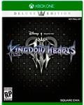 Kingdom Hearts III. Издание Delux (Xbox ONE)