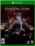 Средиземье: Тень войны (Xbox ONE)