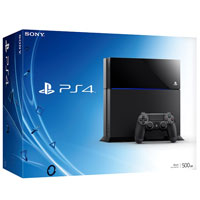 PlayStation 4 (500GB)