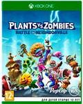 Plants vs. Zombies: Битва за Нейборвиль (Xbox ONE)