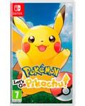 Pokemon: Let's Go, Pikachu! (SW)