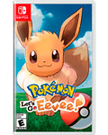 Pokemon: Let's Go, Eevee! (SW)