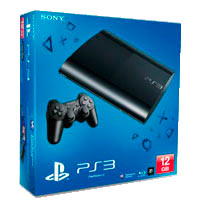 PlayStation 3 (12G) Super Slim