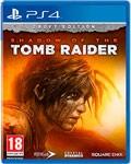 Shadow of the TOMB RAIDER. Издание Croft (PS4)