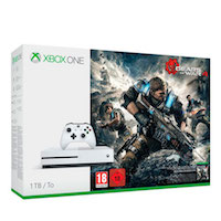 XBox One S (1Tb) +Gears of War 4
