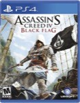 Assassin's Creed IV Black Flag (PS4)