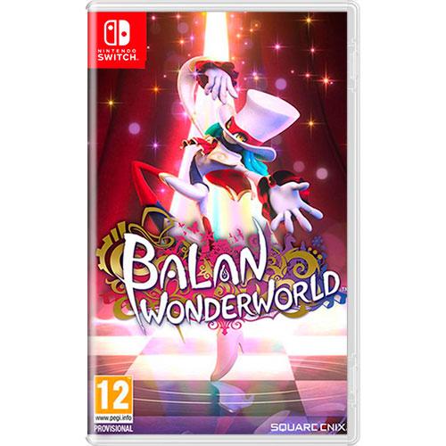 Balan Wonderworld (SW)