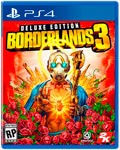 Borderlands 3. Deluxe Edition (PS4)