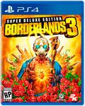 Borderlands 3. Super Deluxe Edition (PS4)