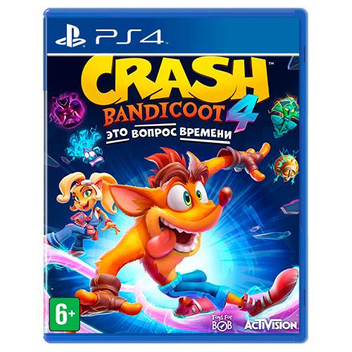 Crash Bandicoot 4: Это Вопрос Времени (PS4)