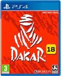 Dakar 18 (PS4)