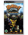 RATCHET & CLANK: SIZE MATTERS (PSP)