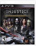 Injustice:Gods Among Us Ultimate Edition (PS3)