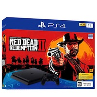 PlayStation 4 Slim (1TB)+Red Dead Redemption 2
