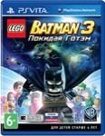 LEGO Batman 3: Покидая Готэм (PS Vita)