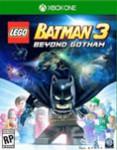 LEGO Batman 3: Покидая Готэм (Xbox ONE)