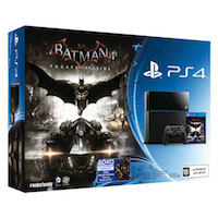 PlayStation 4 (500GB)+Batman: Рыцарь Аркхема