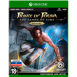 Prince of Persia: The Sands of Time. Remake (Xbox ONE)