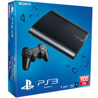 PlayStation 3 (500G) Super Slim