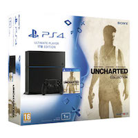 PlayStation 4 (1TB) +Uncharted: Натан Дрейк. Коллекция