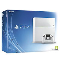 PlayStation 4 (500GB) White