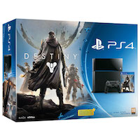 PlayStation 4 (500GB) +Destiny