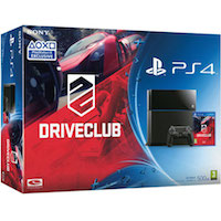 PlayStation 4 (500GB)+DriveClub
