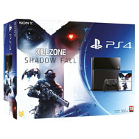PlayStation 4 (500GB)+ Killzone Shadow Fall