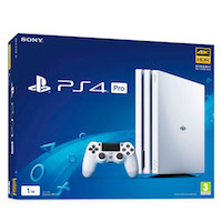 PlayStation 4 PRO (1Tb) White