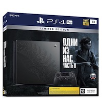 PlayStation 4 (РСТ) PRO (1TB)+Одни из нас II Limited Edition