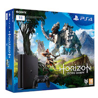 PlayStation 4 Slim (1TB)+Horizon Zero Dawn