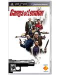GANGS OF LONDON (PSP)
