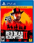 Red Dead Redemption 2. Ultimate Edition (PS4)
