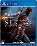 Sekiro: Shadows Die Twice (PS4)