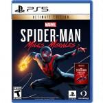 MARVEL Человек-Паук: Майлз Моралес Ultimate Edition (PS5)
