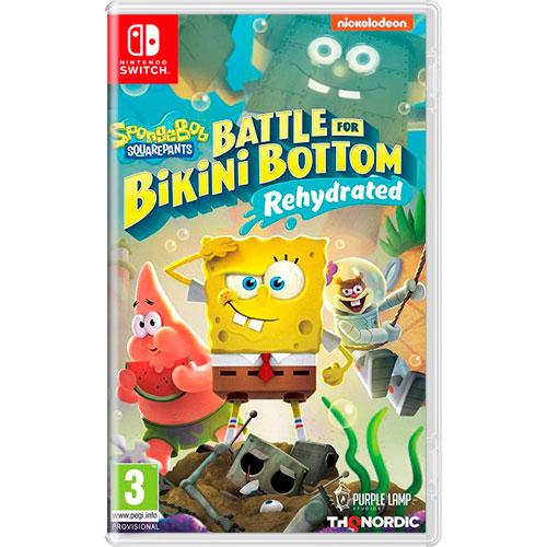 SpongeBob SquarePants: Battle For Bikini Bottom – Rehydrated (SW)