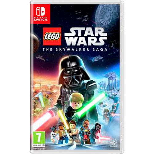 Lego Star Wars: The Skywalker Saga (SW)