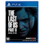Одни из нас: Часть II Special Edition (PS4)