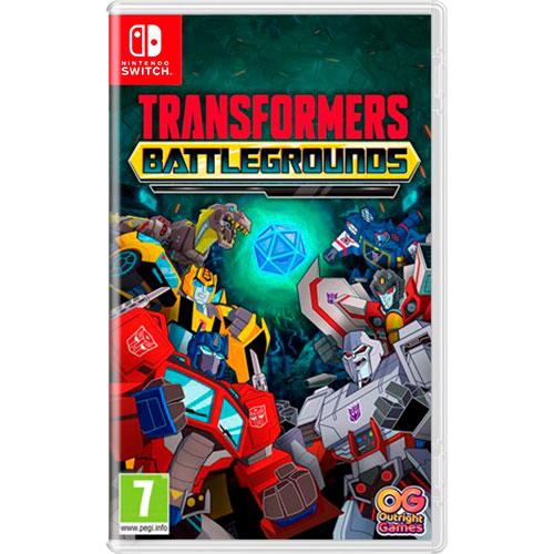 Transformers: Battlegrounds (SW)