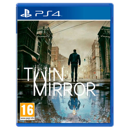 Twin Mirror (PS4)